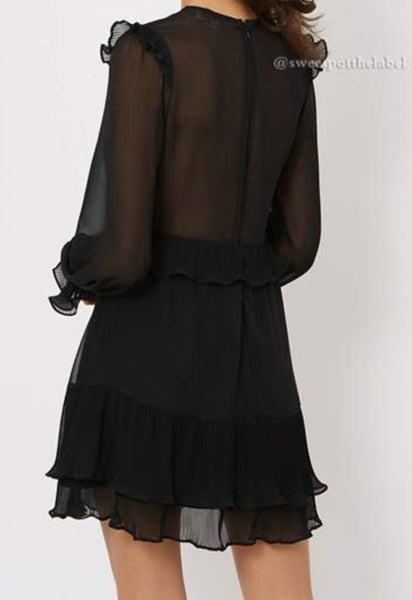 HANIKA BLACK DRESS