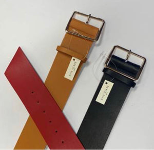 POLENA WIDE WAIST BELTS