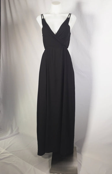 CHRISTY MAXIDRESS - BLACK