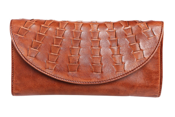 JANA LADIES LEATHER WALLET