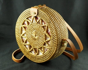 JAFARI RATTAN BAG