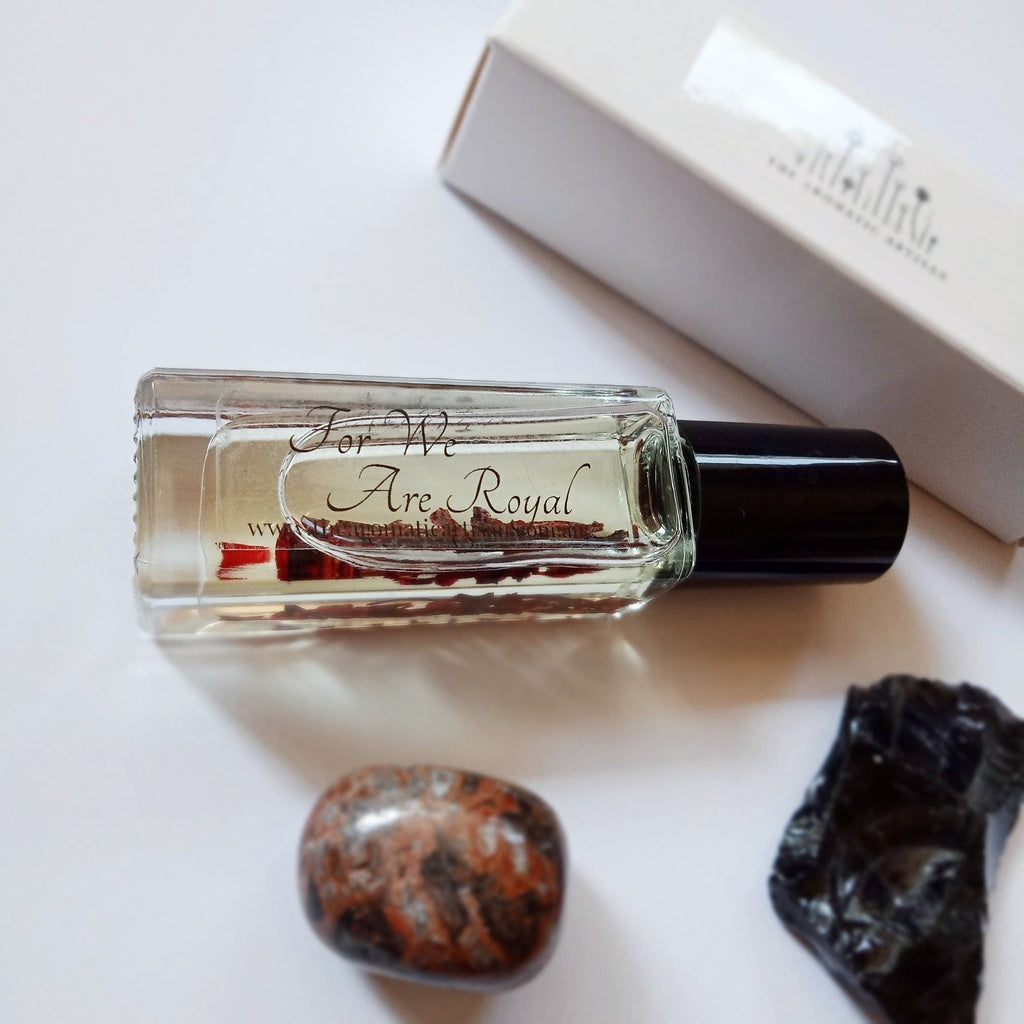 For We Are Royal | Perfume Oil