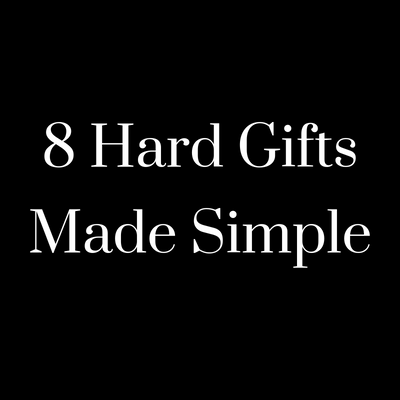 12 Days of Anne Cate (8) 8 Hard People to Shop for Made Easy with Anne Cate