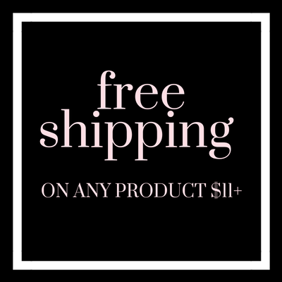 12 Days of Anne Cate (11) Free Shipping on Orders $11+