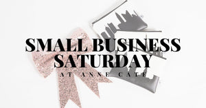 SIP and SHOP at Anne Cate - Small Business Saturday Shop