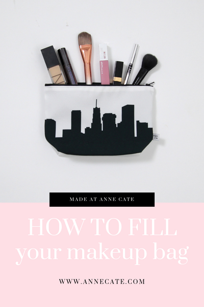 The Anne Cate Makeup Bag