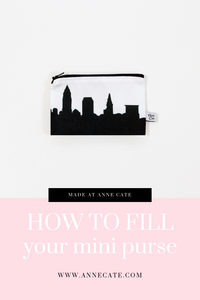 The Anne Cate Mini Purse