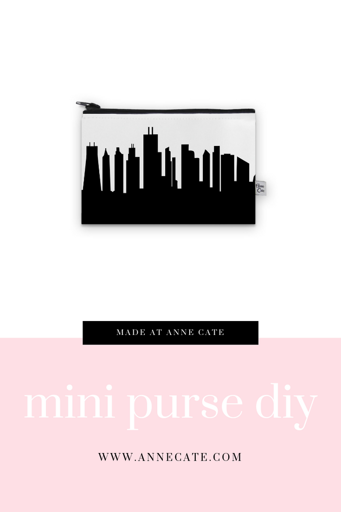 Made at Anne Cate: Mini Purses