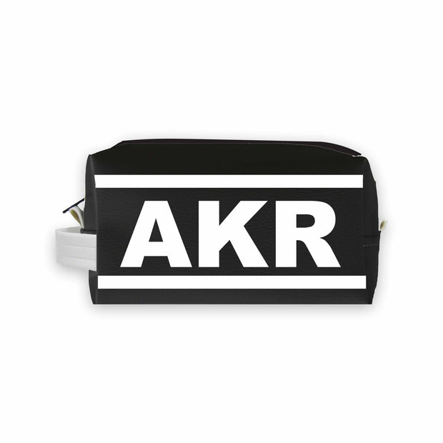 AKR (Akron) Travel Dopp Kit Toiletry Bag