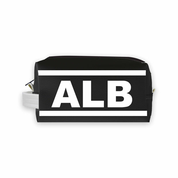 ALB (Albany) Travel Dopp Kit Toiletry Bag
