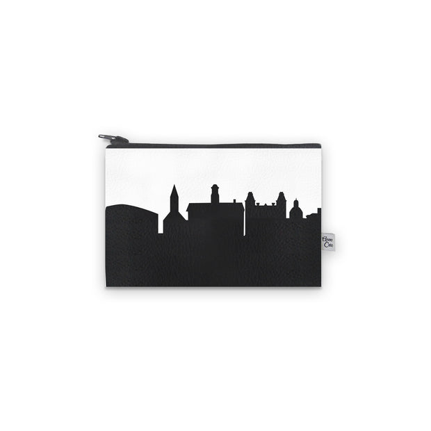 Athens OH Skyline Mini Wallet (Vegan Leather)
