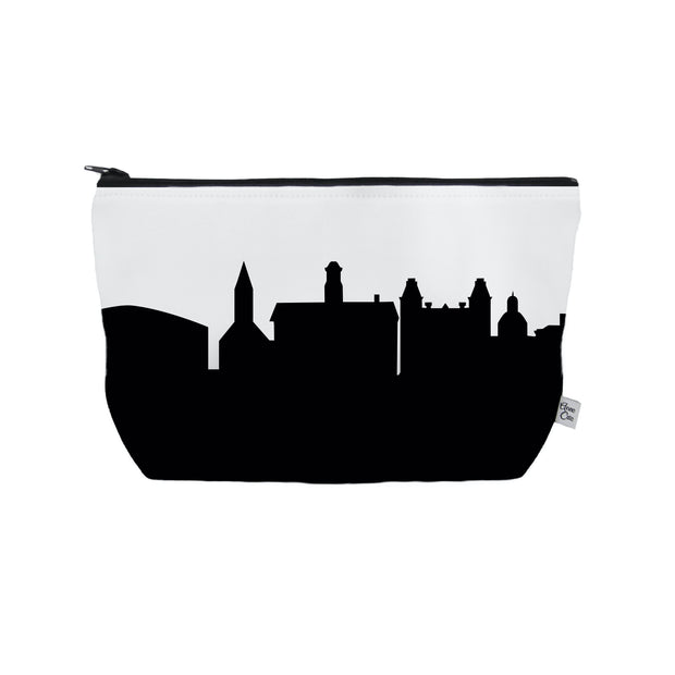Athens OH Skyline Cosmetic Makeup Bag