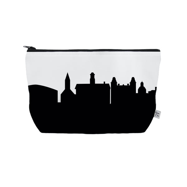 Athens, OH (Ohio University) Makeup Cosmetic Bag by Anne Cate