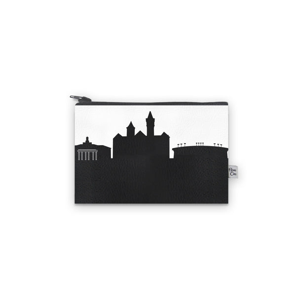 Auburn AL Skyline Mini Wallet (Vegan Leather)