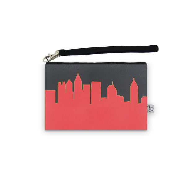 Atlanta GA Game Day Wristlet - Stadium Approved - CUSTOMIZE IT!