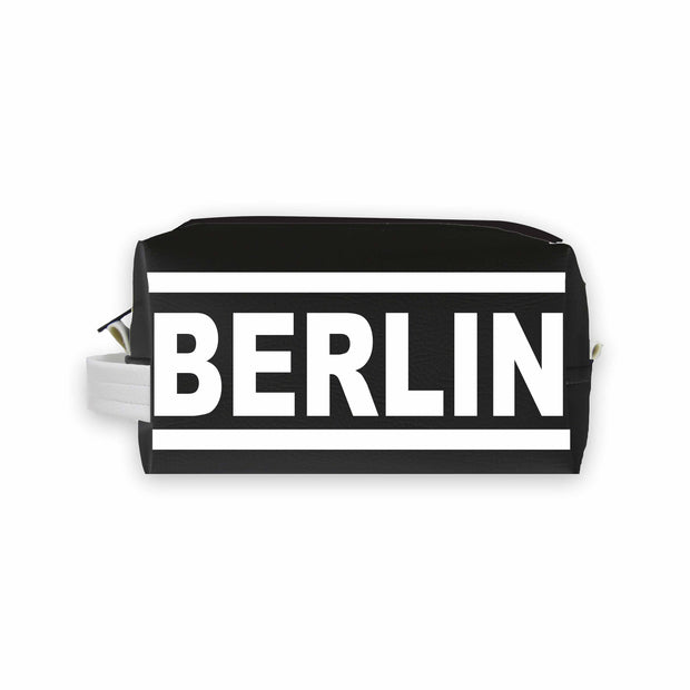 BERLIN Travel Dopp Kit Toiletry Bag