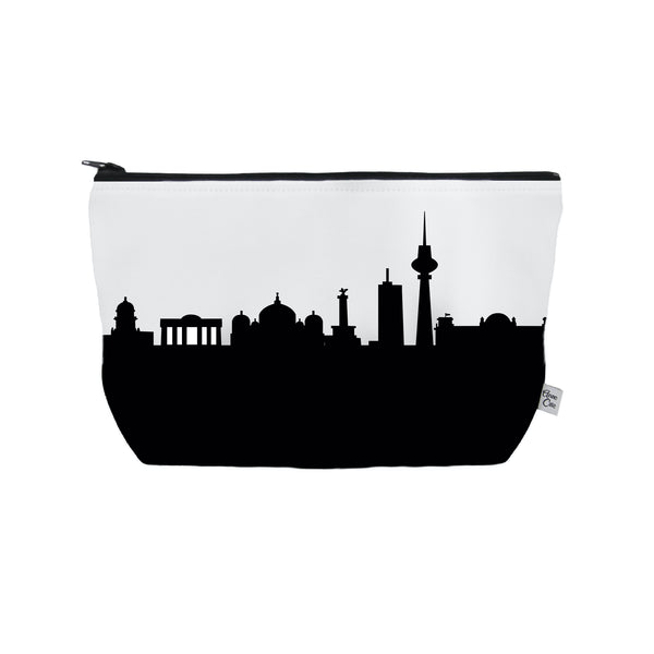 Berlin Makeup Cosmetic Bag by Anne Cate