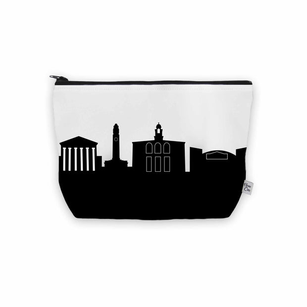 Baton Rouge NO Skyline Cosmetic Makeup Bag
