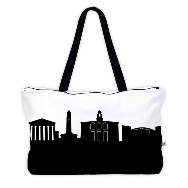 Baton Rouge NO Skyline Weekender Tote