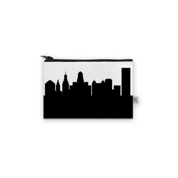 Buffalo NY Skyline Mini Purse