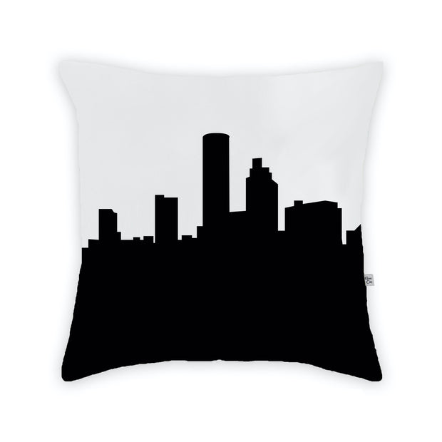 Corpus Christi TX Skyline Large Throw Pillow