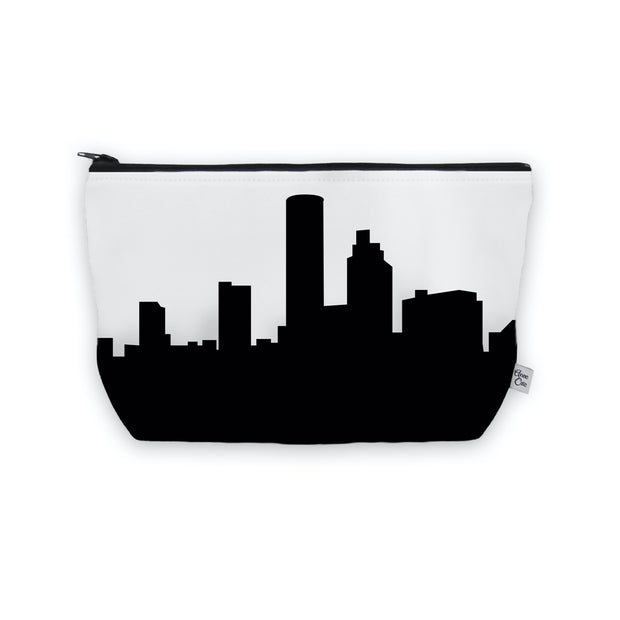 Corpus Christi TX Skyline Cosmetic Makeup Bag