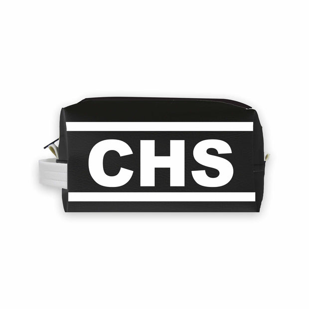 CHS (Charleston SC) Travel Dopp Kit Toiletry Bag