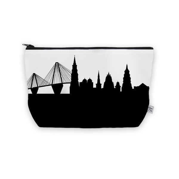 Charleston Makeup Cosmetic Bag by Anne Cate