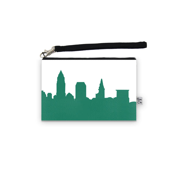 Cleveland OH Game Day Wristlet - Stadium Approved - CUSTOMIZE IT!