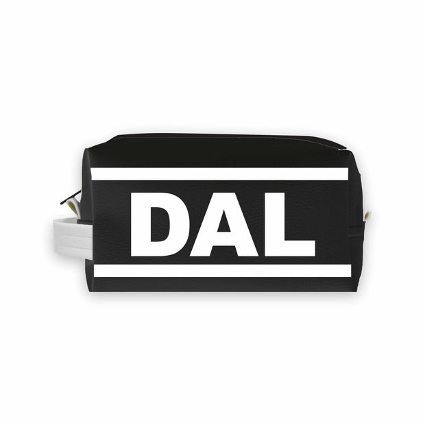 DAL (Dallas) Travel Dopp Kit Toiletry Bag