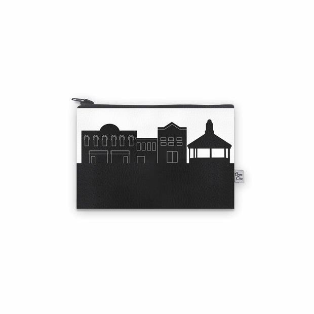 Willoughby OH Skyline Mini Wallet (Vegan Leather)