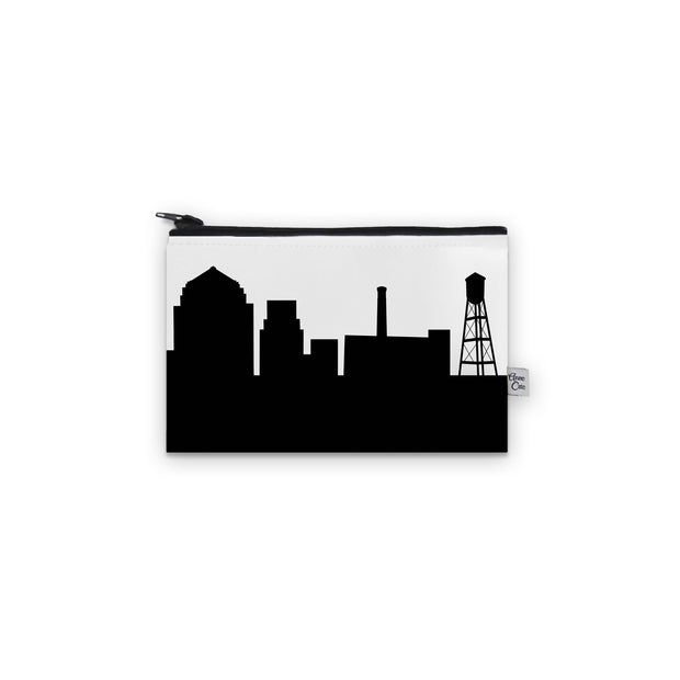 Durham NC Skyline Mini Purse