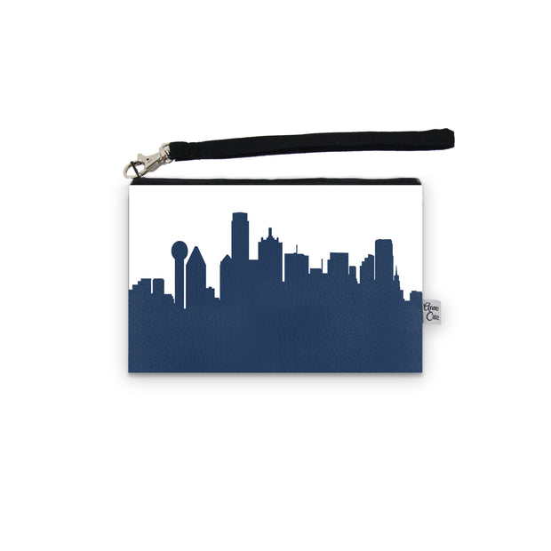 Dallas TX Game Day Wristlet - Stadium Approved - CUSTOMIZE IT!