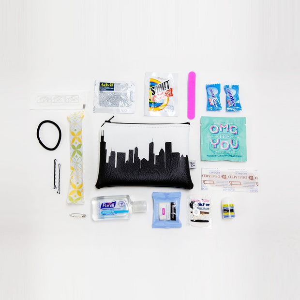 Indianapolis IN Mini Wallet Emergency Kit