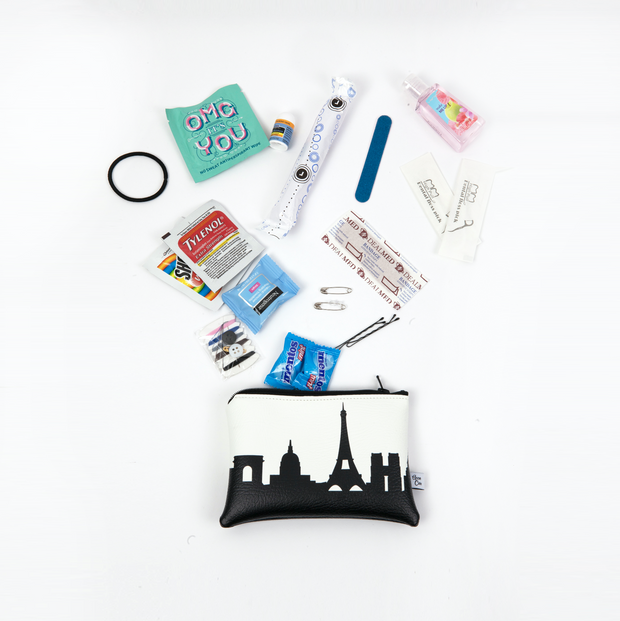 San Antonio TX Mini Wallet Emergency Kit