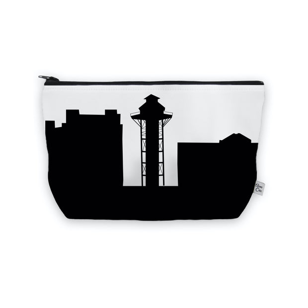 Erie PA Skyline Cosmetic Makeup Bag