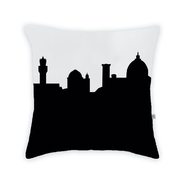 Florence Large Throw Pillow by Anne Cate
