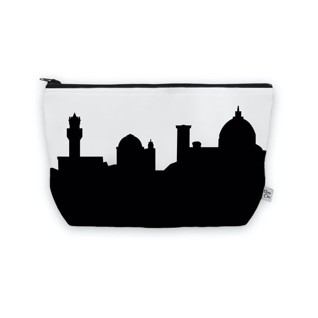 Florence Italy Skyline Cosmetic Makeup Bag