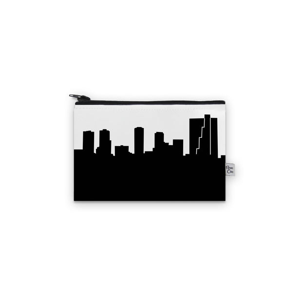 Fort Worth TX Skyline Mini Purse