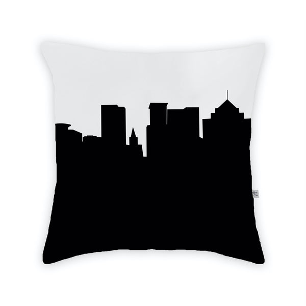 Greenville Large Throw Pillow by Anne Cate