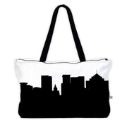 Greenville SC Skyline Weekender Tote