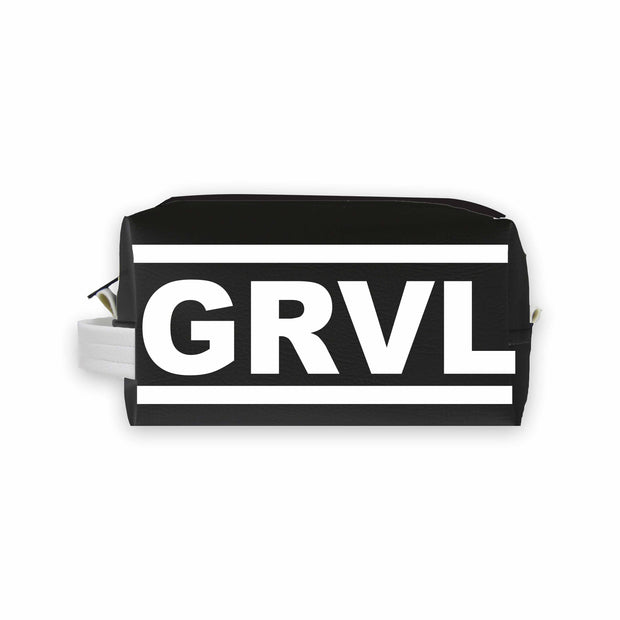 GRVL (Greenville) Travel Dopp Kit Toiletry Bag