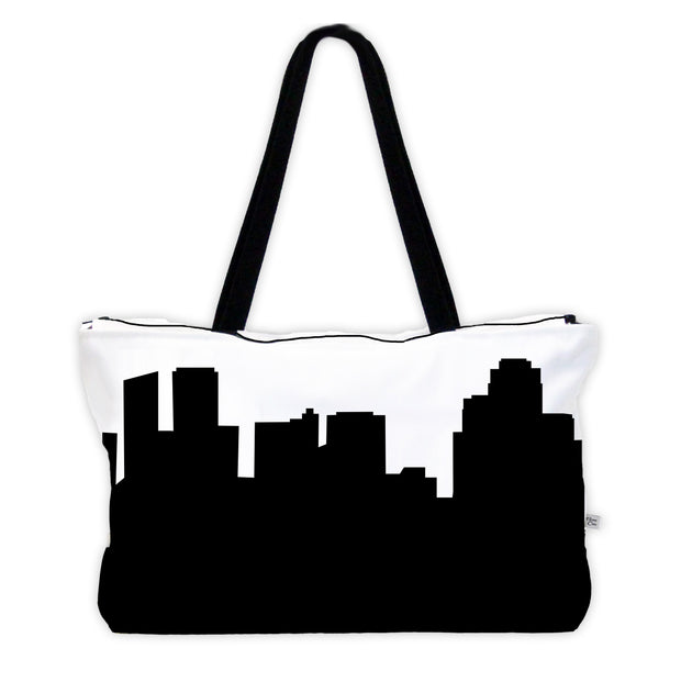 Grand Rapids MI Skyline Weekender Tote