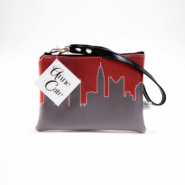 St. Louis MO Game Day Wristlet - Stadium Approved - CUSTOMIZE IT!