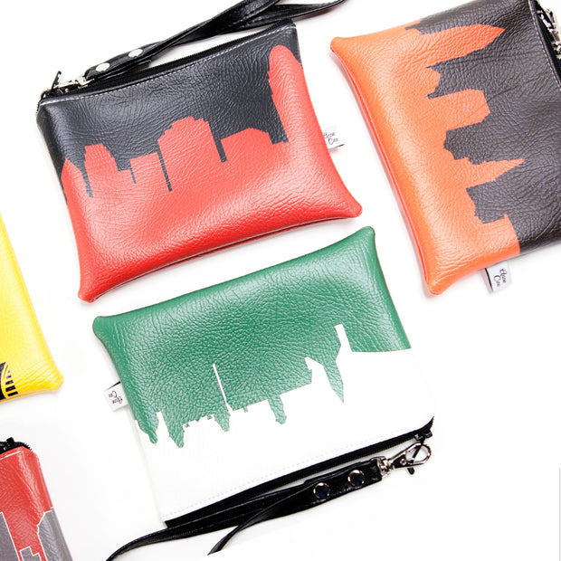 Bowling Green OH Game Day Wristlet - Stadium Approved - CUSTOMIZE IT!