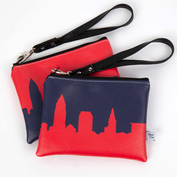 Akron OH Game Day Wristlet - Stadium Approved - CUSTOMIZE IT!