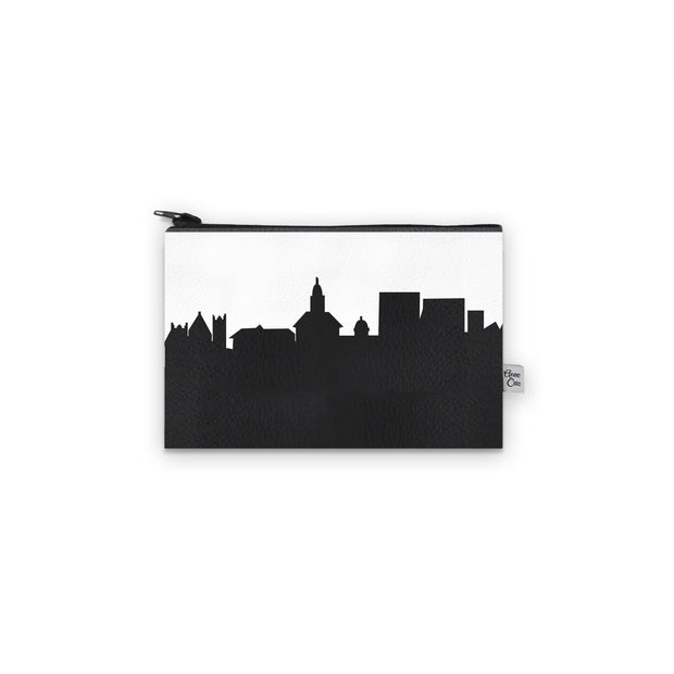 Harrisonburg VA Skyline Mini Wallet (Vegan Leather)