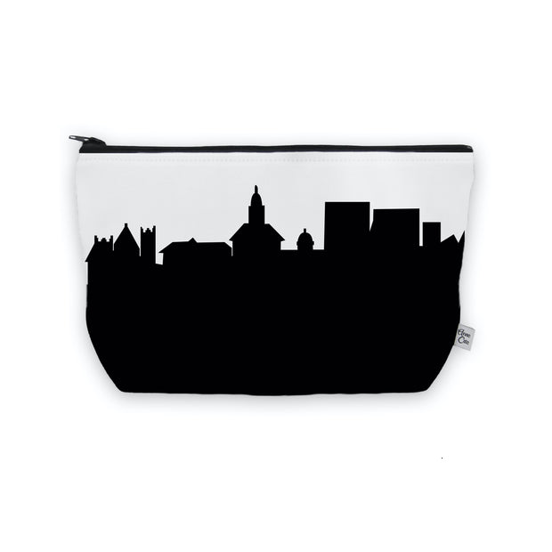 Harrisonburg VA Skyline Cosmetic Makeup Bag