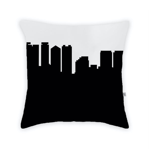 Honolulu Large Throw Pillow by Anne Cate