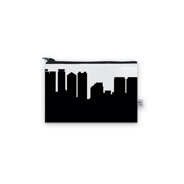 Honolulu HI Skyline Mini Purse